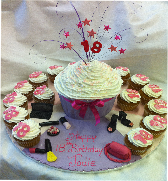 Cupcakes & Favours